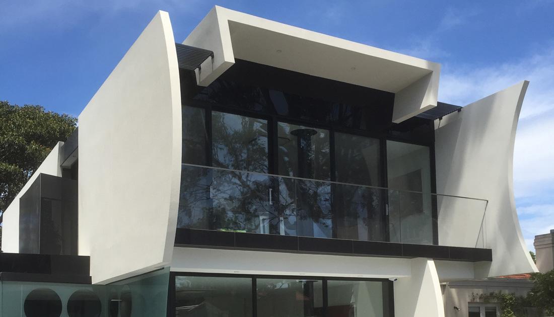 Brighton House One – Facade